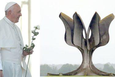 Папа у Јасеновцу?