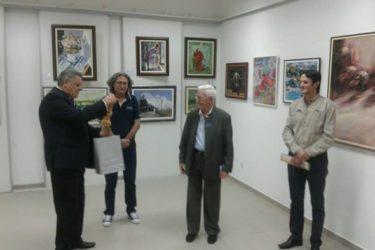Изложба у галерији Просвјете: Билећани уживали у радовима ликовног сабора са Пала