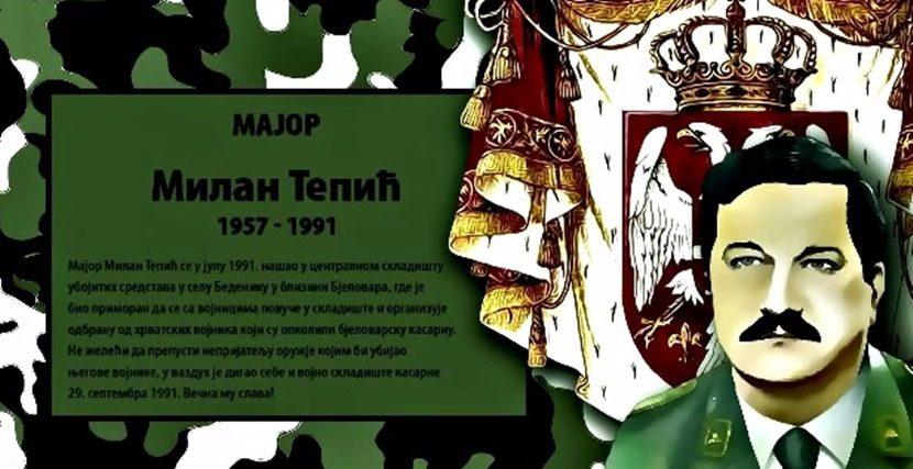 major-milan-tepic