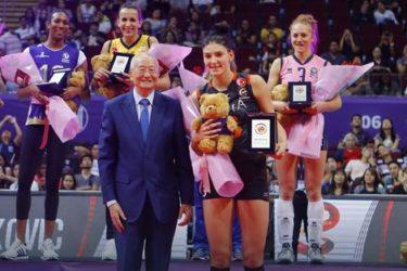 HERCEGOVKA I ZVANIČNO NAJBOLJA NA SVIJETU: Tijana Bošković kao MVP stigla do titule klupskog prvaka planete