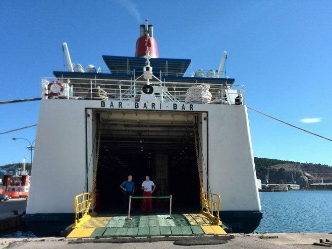 НАКОН ВИШЕ ОД ПОЛА ВИЈЕКА: Укида се поморска линија Бар-Бари
