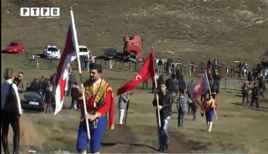 БЕЋКОВИЋ: Вучедолска битка је наставак Косовске битке! (ВИДЕО)