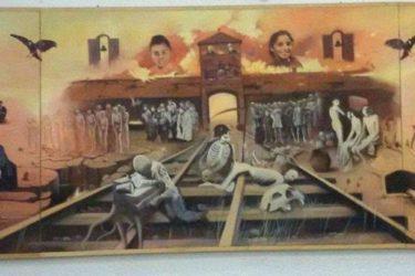SLIKAR GENOCIDA: Pokajmo se da nam se Jasenovac ne bi ponovio!