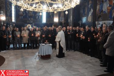БЕОГРАД, 5. 11.2016: Помен невесињским херојима палим у Митровданским биткама