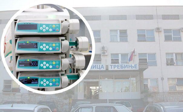 Донација за онколошко одјељење у Требињу