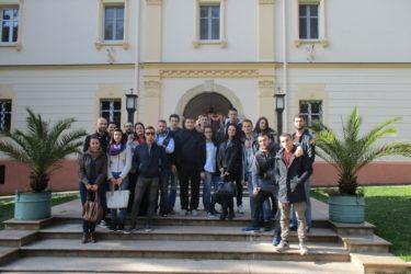 NEDJELJA NA SRPSKOJ SVETOJ GORI: Mladi Hercegovci obišli fruškogorske manastire