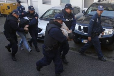 Међу ухапшенима у Црној Гори и ходочасници?