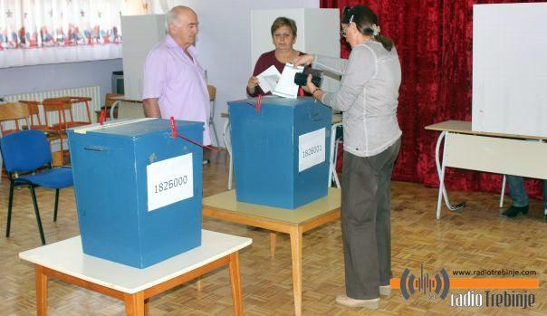 У Требињу до 11 сати гласала скоро трећина бирача