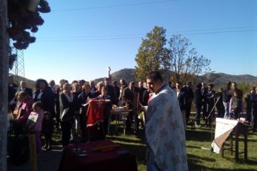 СВЕТА ПЕТКА У ТРЕБИЊСКИМ БРДИМА: Власачани прославили крсну славу