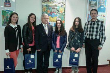 """Ученици ОШ """"Свети Сава"""" из Билеће поново најбољи у Републици Српској"""