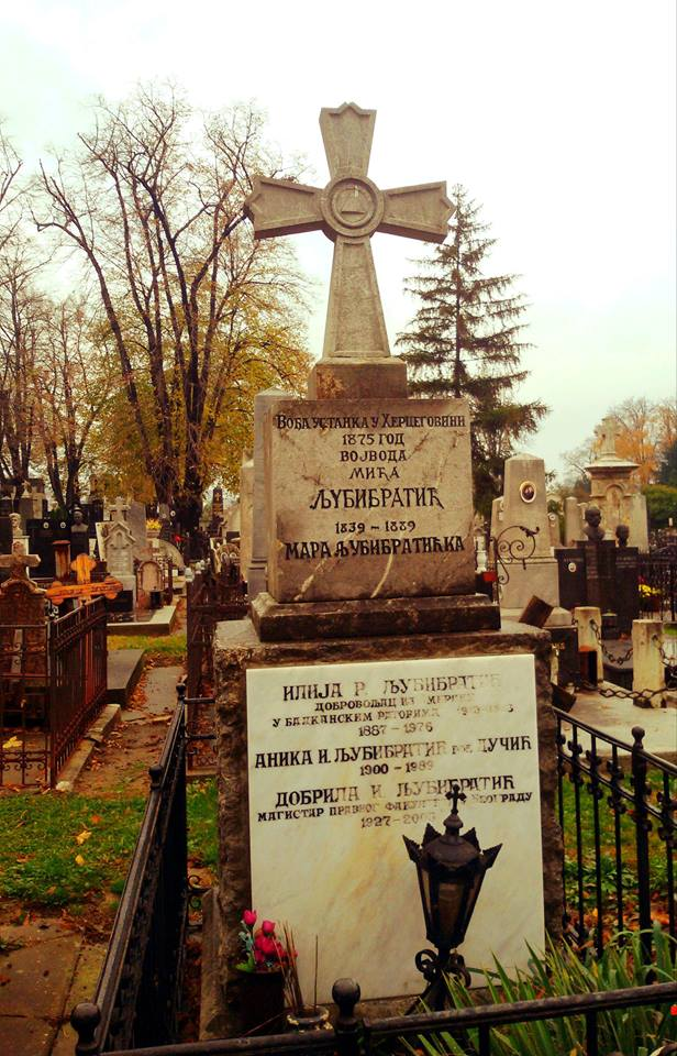 АМФИТЕАТАР ЖИВОТА: Међу алејама бесмртних Срба (ФОТО)