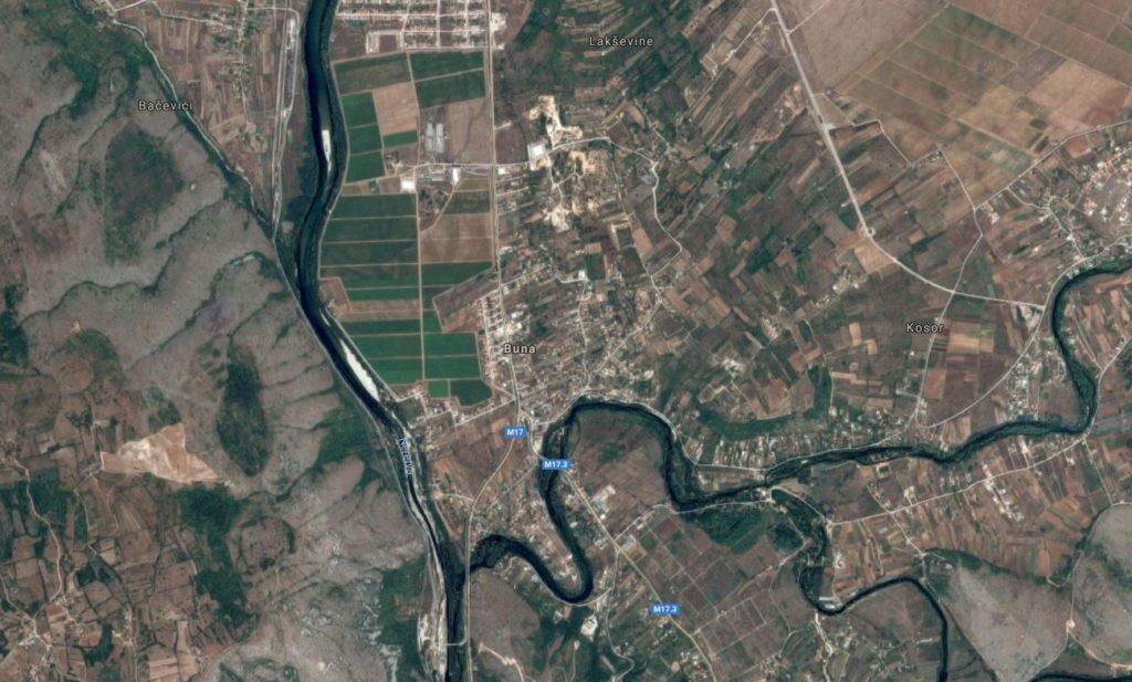На Буни код Мостара пронађене људске кости .