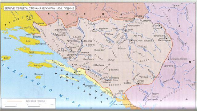 Херцеговина као приморска Србија