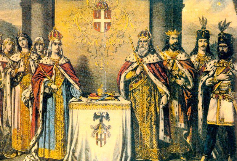 Има много царева, али за Србе је цар Лазар!