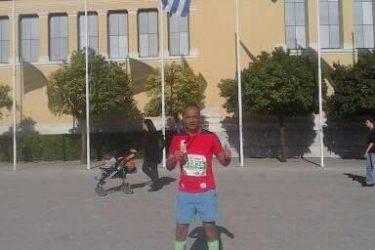 BOJ BIJE SRCE U JUNAKA: Ljubo Trklja u Atini istrčao najbolji maraton u životu!