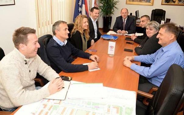 Град Требиње: Настављамо пројекат изградње и реконструкције водоводног система