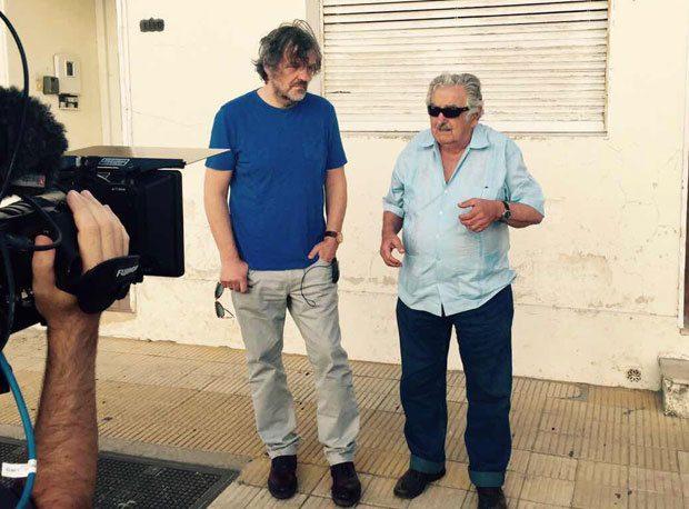 ПОСЛЕДЊИ ХЕРОЈ: Кустурица завршио снимање филма о бившем уругвајском председнику