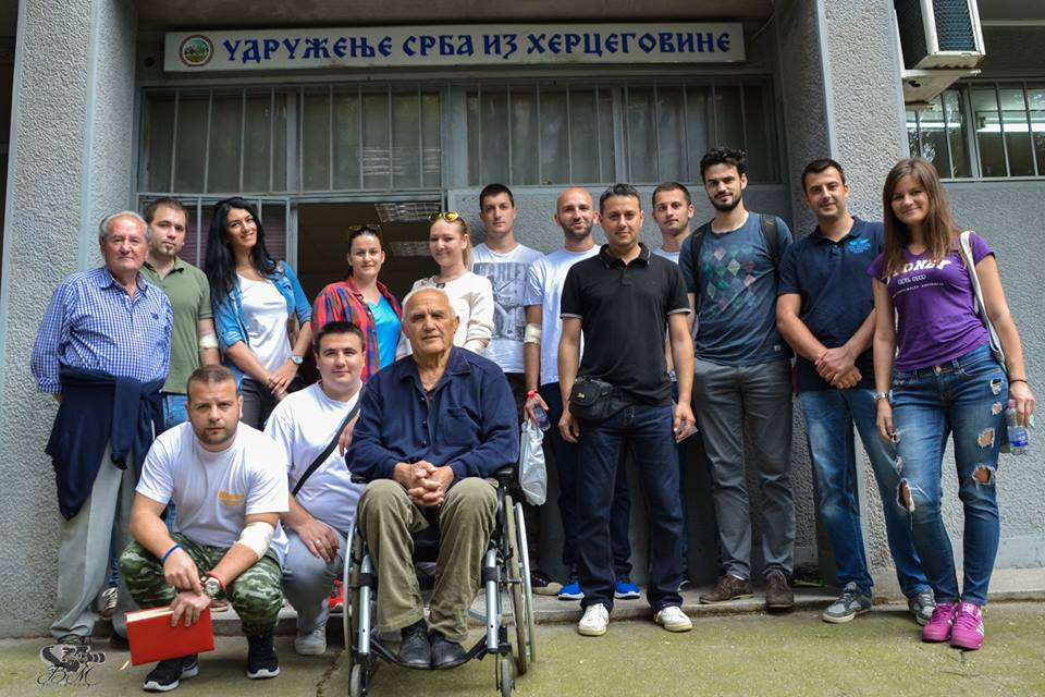 АКЦИЈА ПРИКУПЉАЊА КРВИ (9. децембар): Млади Херцеговци у Новом Саду позивају на хуманост