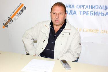 ТРЕБИЊЕ: Борци предложили Петра Влатковића за начелника борачког одјељења
