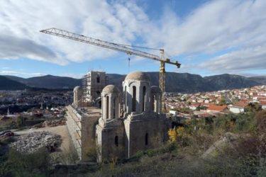 ПОНОС ПРАВОСЛАВНЕ ХЕРЦЕГОВИНЕ: Мостарски Саборни храм ускоро под кровом