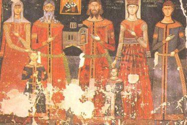 Земаљски кнез у средњовековној Србији