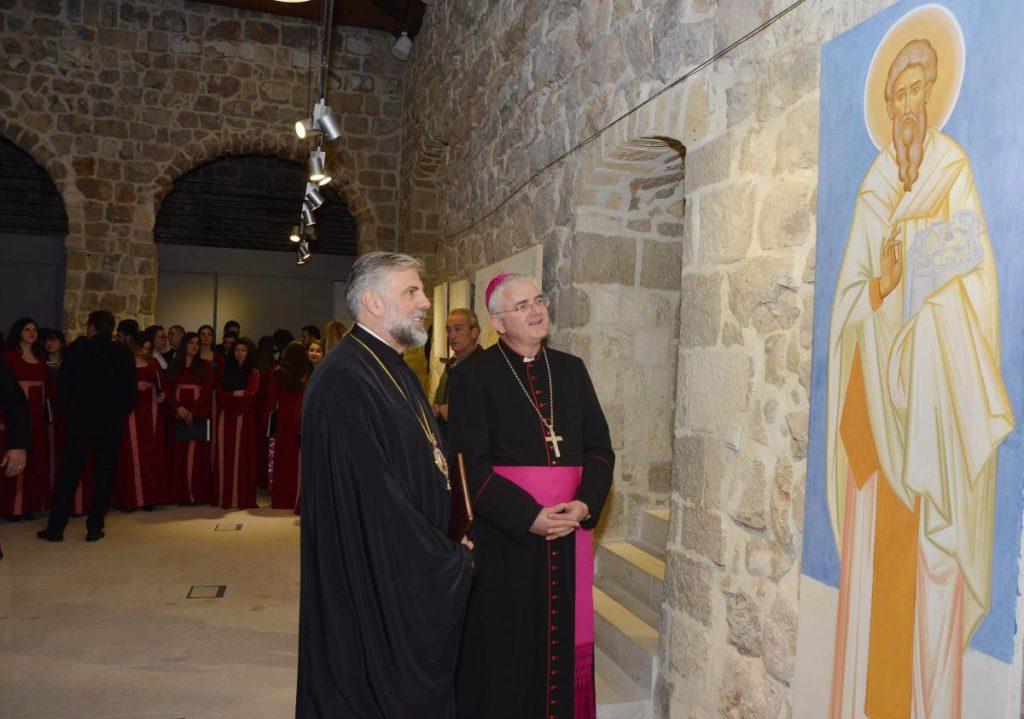 ВЛАДИКА ГРИГОРИЈЕ: Да ли би они који су управљали пројектиле на Дубровник то чинили да су знали да је Св. Влахо и њихов?