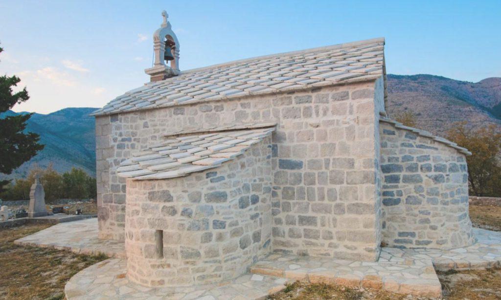 ОБНОВА ХРАМА СВЕТОГ ИЛИЈЕ У МЕСАРИМА: Помозимо санацију једне од најстаријих херцеговачких грађевина