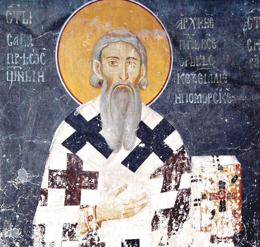 БЕСЈЕДА ВЛАДИКЕ ГРИГОРИЈА: Свети Сава би нас питао зашто се свађају браћа? Зашто лажу, отимају и пљачкају?