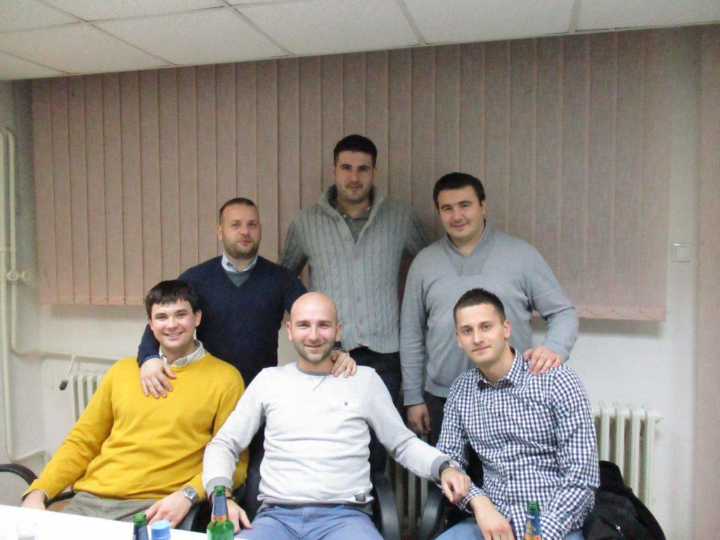 ЗА ВЕЛИКА ДЈЕЛА ПОТРЕБНА ЈЕ ВОЉА: Млади Херцеговци из Новог Сада најавили нове акције сакупљања крви