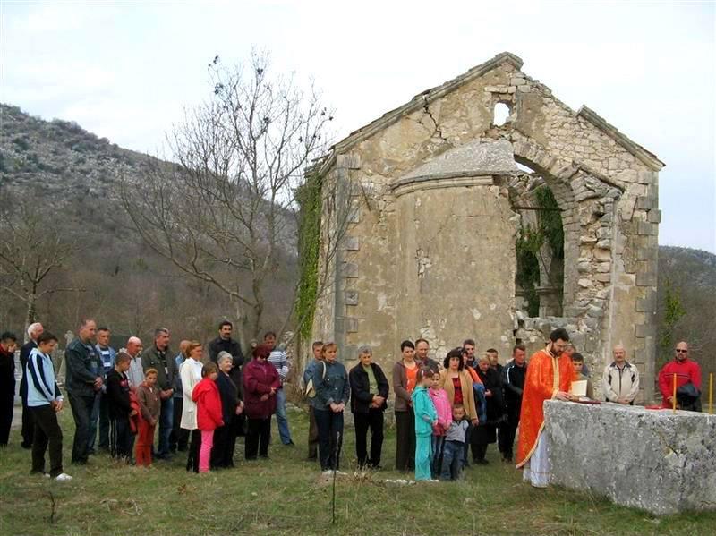 Црква Св. Јована Крститеља у Горњем Храсну