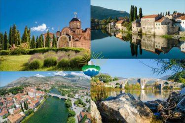 НОВИ РЕКОРДИ: Требиње посјетили туристи из 71 земље
