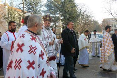 ВЛАДИКА ГРИГОРИЈЕ НА СЛАВИ У БИЛЕЋИ: Слиједите пут Светог Саве који је мирио завађену браћу