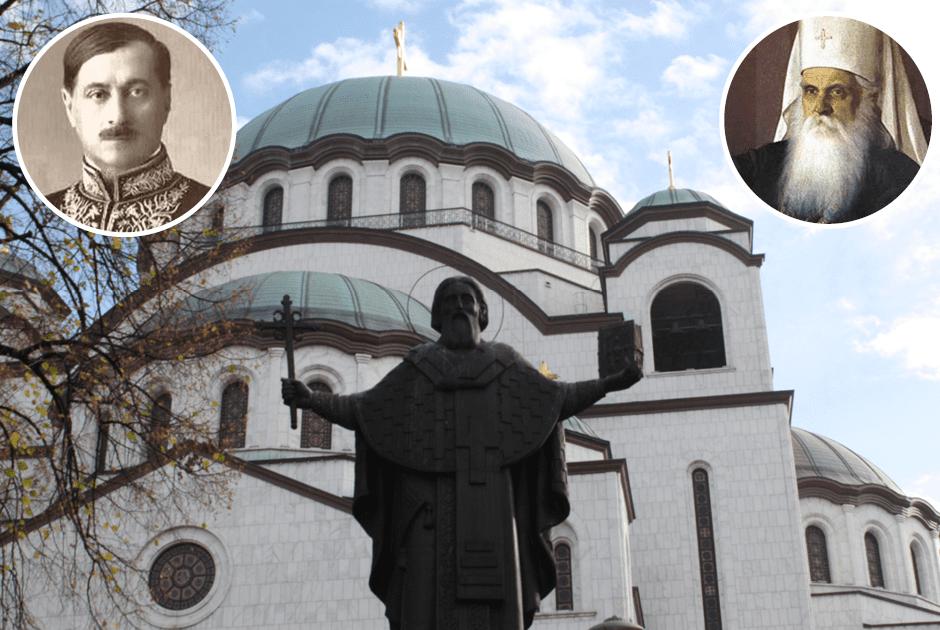 ДАРОДАВАЦ ЗА ХРАМ СВЕТОГ САВЕ: Патријарх Димитрије додијелио захвалницу Јовану Дучићу