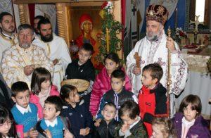 ВЛАДИКА ГРИГОРИЈЕ НА СЛАВИ СВЕТОГ ИГЊАТИЈА: Зарађени новац Епархија дарује у образовање и за помоћ сиромашнима