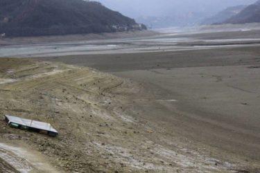 ЕКОЛОШКА КАТАСТРОФА: Нестало Јабланичко језеро