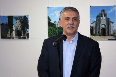 С ВЕРОМ У БОГА И КАМЕН: У Београду отворена изложба фотографија Миливоја Миша Рупића