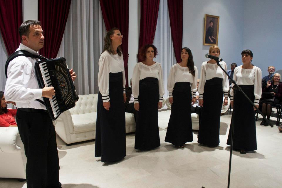 """БЕОГРАД ЈЕ ОВО ЧЕКАО 80 ГОДИНА: Не пропустите концерт Шантићевог КУД-а """"Гусле"""" из Мостара"""