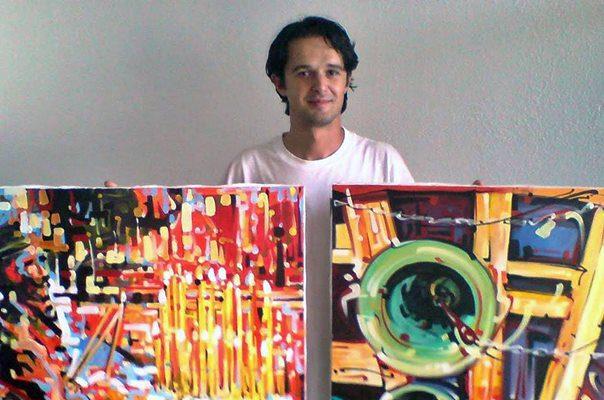 Најава: Изложба радова Драга Вучића