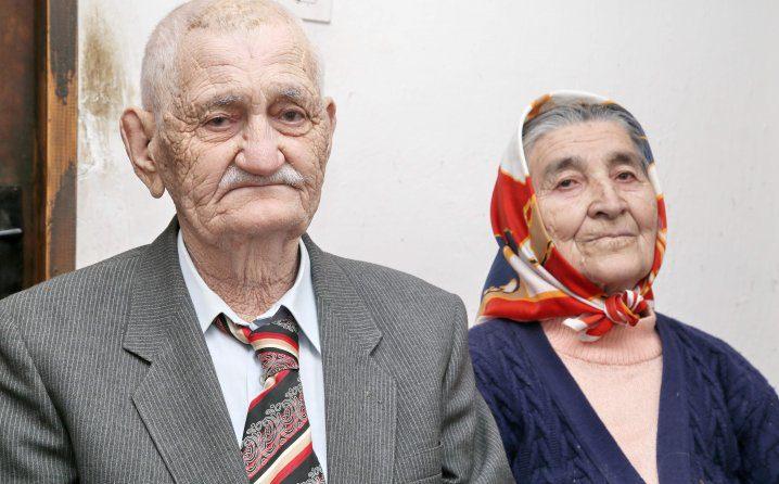 """PEKO I BORA SIKIMIĆ IZ LJUBINJA SLAVE 65 GODINA BRAKA: Jednom mi rekla """"hoću"""", a nakon toga uvijek je bilo """"neću""""!"""