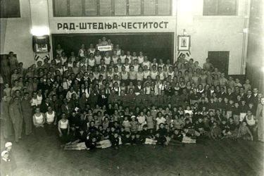 Slovenski balovi sokola u Borovu