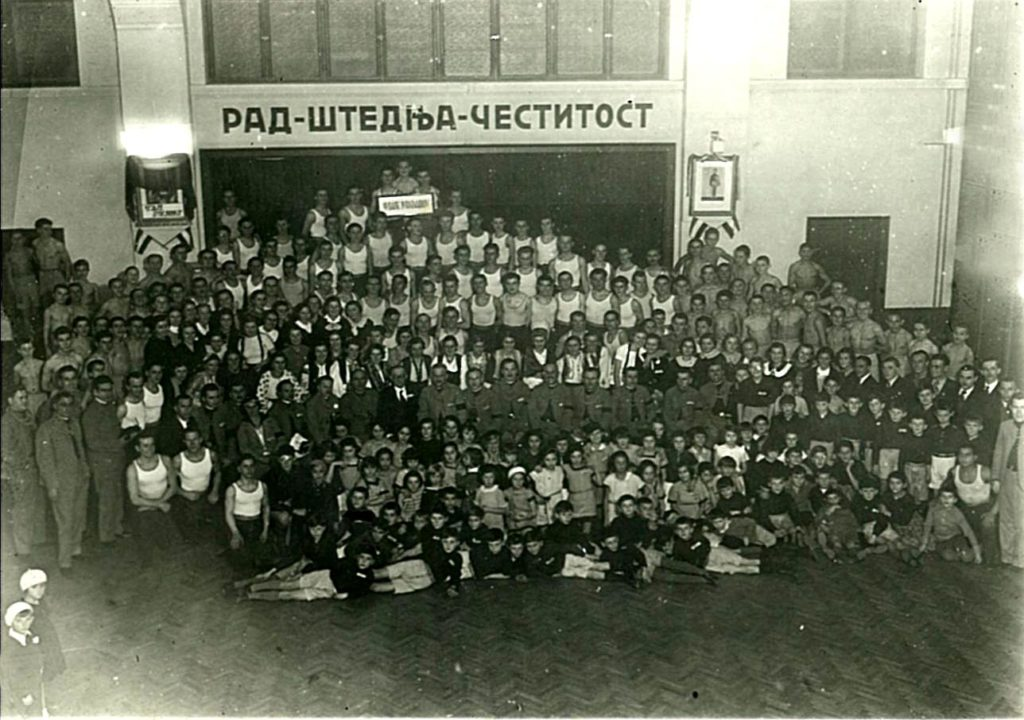 Словенски балови сокола у Борову