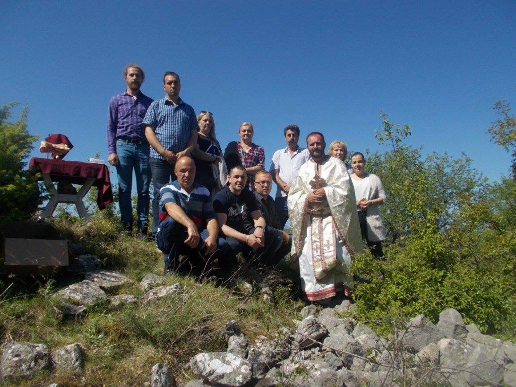 БИТУЊА КОД СТОЦА: Одржан помен православним страдалницима овога краја