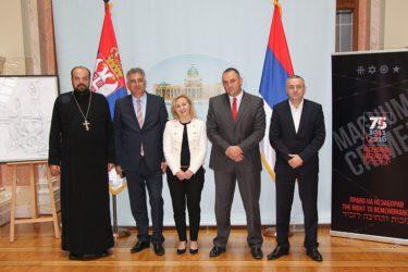 ДЕЛЕГАЦИЈА ХЕРЦЕГОВАЦА У СКУПШТИНИ СРБИЈЕ: Србима у Мостару неопходна је помоћ матице!