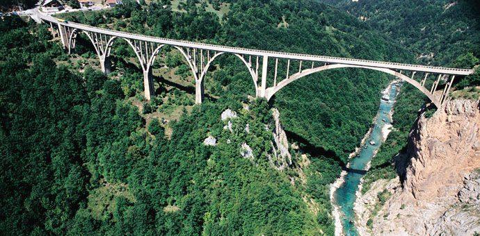 Мост на Тари: Ремек дјело духа и прегнућа