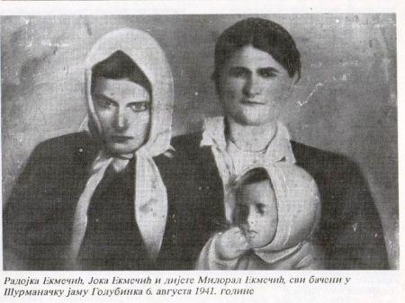 КАКО ЈЕ ПРЕБИЛОВАЧКА НЕЈАЧ ГУРАНА У ШУРМАНАЧКУ ЈАМУ, У КОЈОЈ ЈЕ СКОНЧАЛО 2.000 СРБА