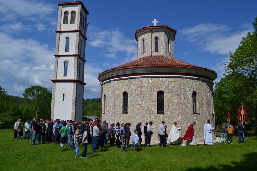 На Оџаку прослављена слава Светих Кирила и Методија