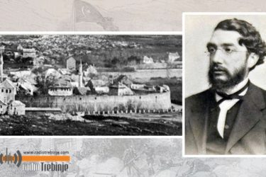 GILJFERDING (2): U trebinjskom gradu, oronulih, sivih kuća…