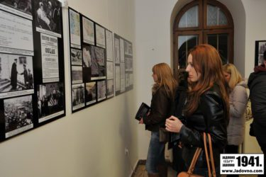 """КРУШЕВАЦ, 9. МАЈ 2017: Изложба и предавање """"Моје Јадовно"""""""