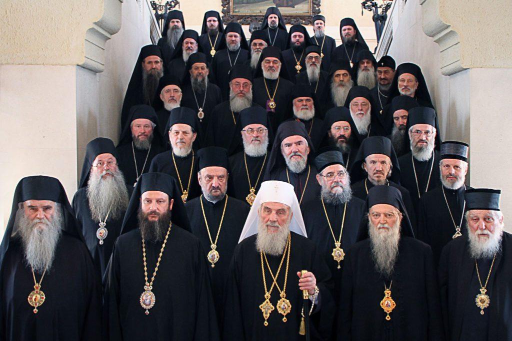 Сабор СПЦ бира тројицу владика