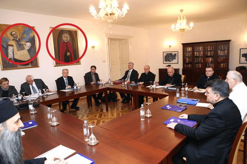 ВЕЧЕРЊИ ЛИСТ: Степинац ће бити светац, српска страна ништа није доказала...